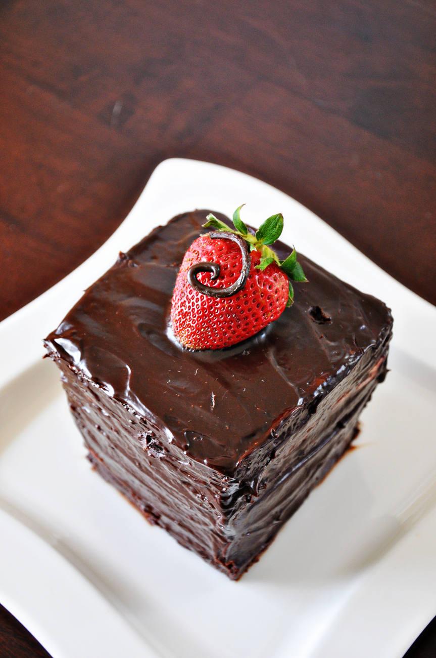 Vanilla Berry Bliss Trifle Cake Recipe | New Idea Food
