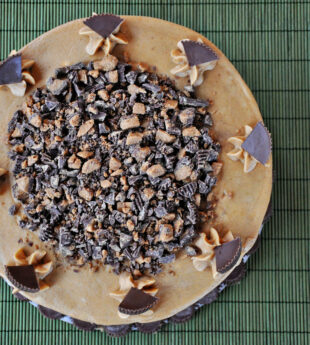 Reese's Cup Chocolate Peanut Butter Cake