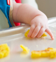 Baby-Led Weaning Works for Us