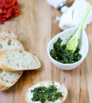 Kitchen Fundamentals: Walnut Pesto