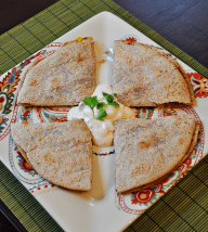 Roasted Corn Quesadillas