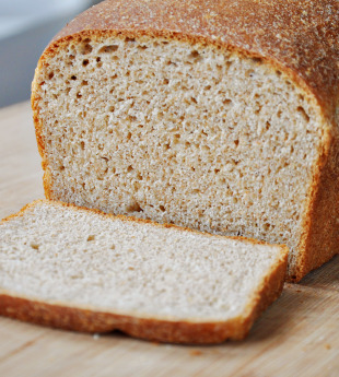 Light Wheat Sandwich Bread
