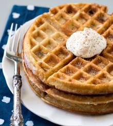 Wintery Breakfasts