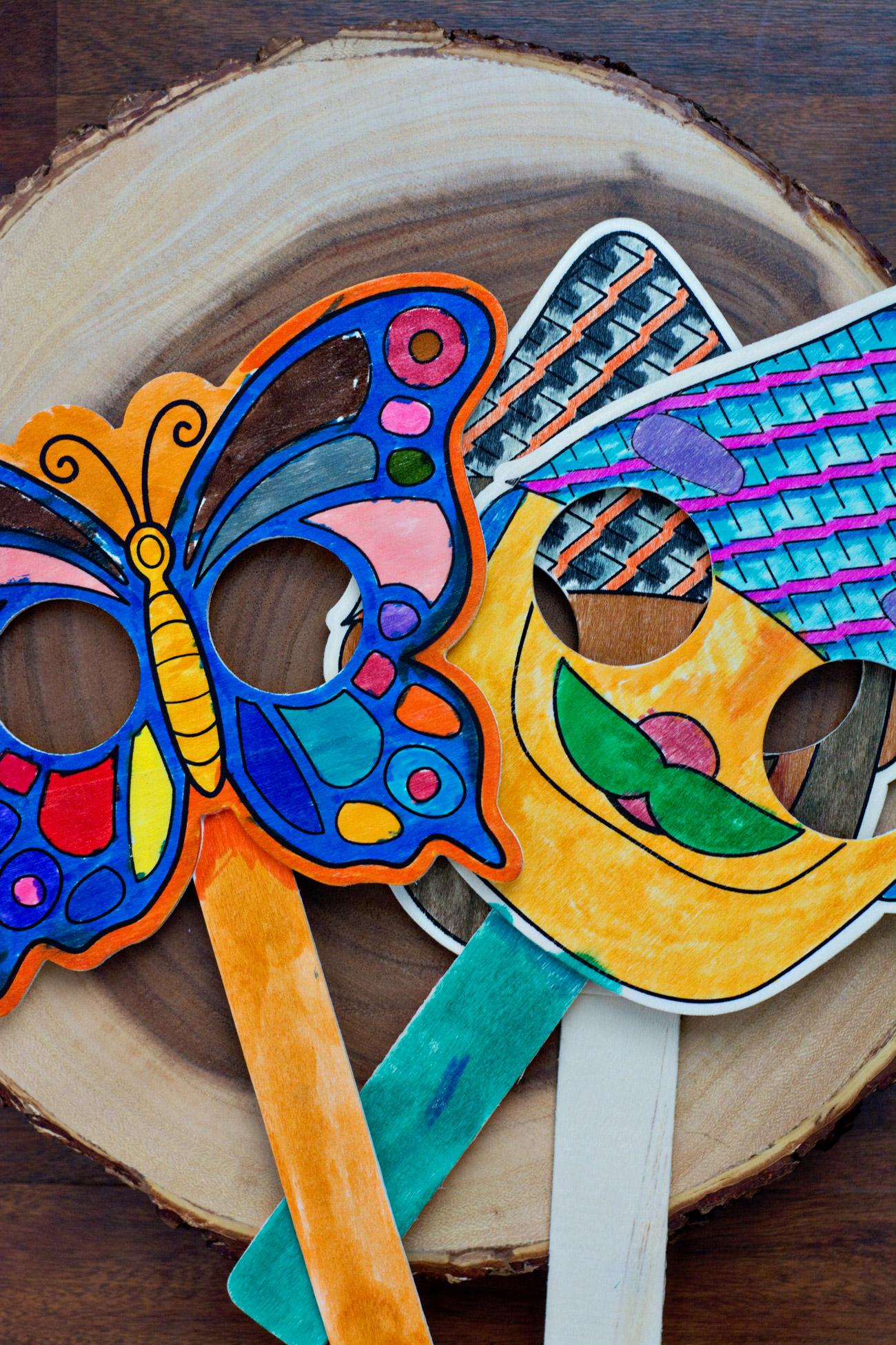 garden masks